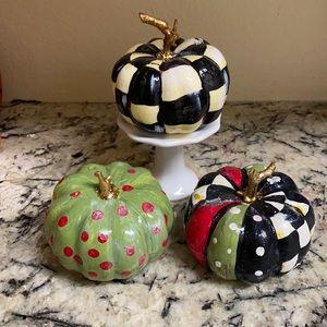 Designer inspired Pumpkins